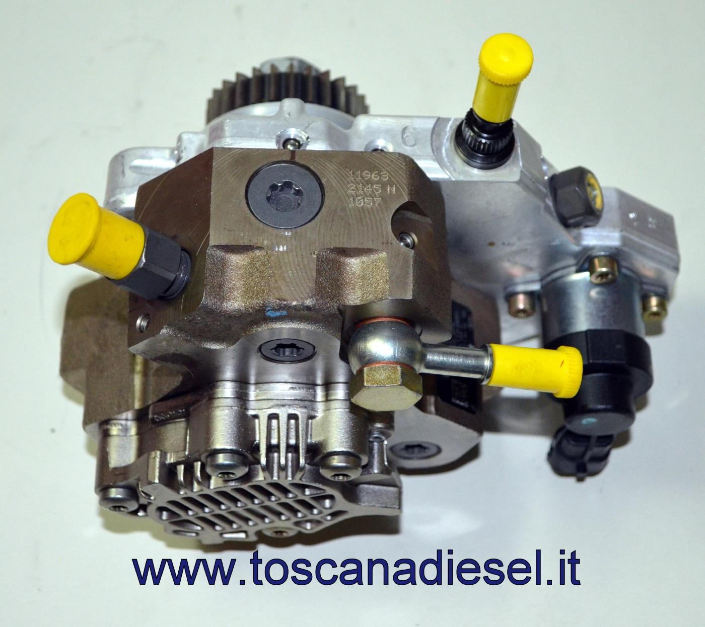 Bosch Common Rail Diesel Pompa ad alta pressione pompa di iniezione 0445010086
