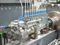 pompa iniezione generatore 12 cilindri