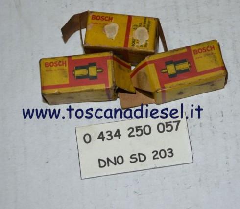 POLVERIZZATORI BOSCH 0434250057
