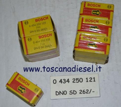 POLVERIZZATORI BOSCH 0434250121