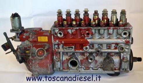 pompa iniezione Fiat altecna PE8P120A920 5LF306 1