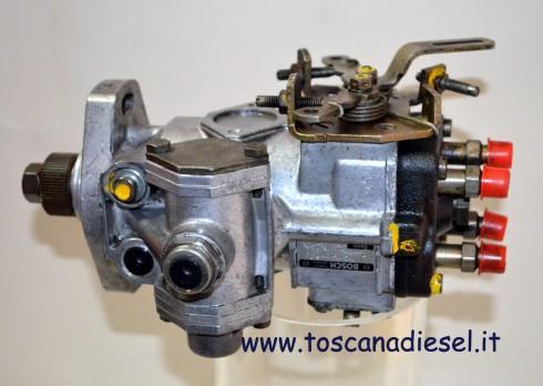 pompa iniezione bosch revisionata  0460394026
