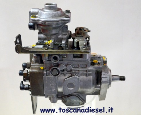 pompa iniezione bosch revisionata  0460494193
