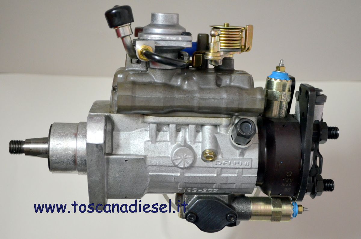 bosch fuel injection pump service manual