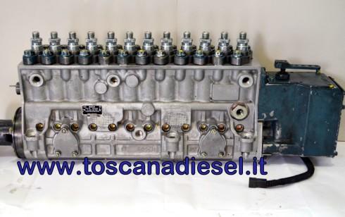 pompa iniezione bosch 0402610807